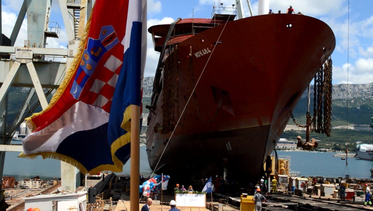 Croatian shipyards in constant turmoil