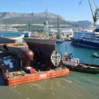 Brodosplit se specijalizirao za transport teških tereta