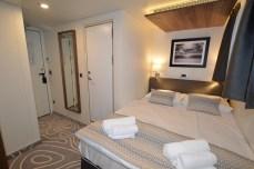 Klara Brodosplit 525 soba s bracnim krevetom.