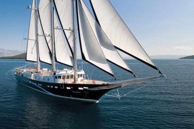 Brodosplitov jedrenjak Klara