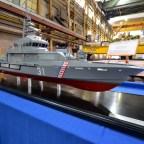 Brodosplit nastavlja izgradnju serije obalnih ophodnih brodova za Hrvatsku ratnu mornaricu