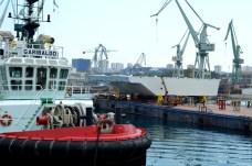 Brodosplit - Projekt Mojsije - Transport, 1.9.2016. - FOTO Škveranka (15)