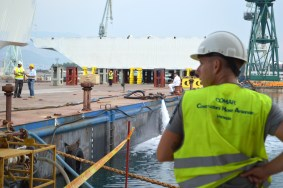 Brodosplit - Projekt Mojsije - Transport, 1.9.2016. - FOTO Škveranka (19)