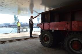 Brodosplit - Projekt Mojsije - Transport, 2.9.2016. - FOTO Škveranka (21)