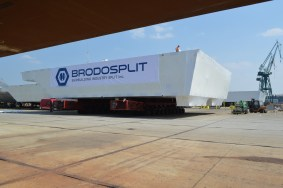 Brodosplit - Projekt Mojsije - Transport, 2.9.2016. - FOTO Škveranka (23)