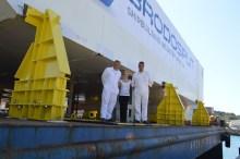 Brodosplit - Projekt Mojsije - Transport, 3.9.2016. - FOTO Škveranka (8)