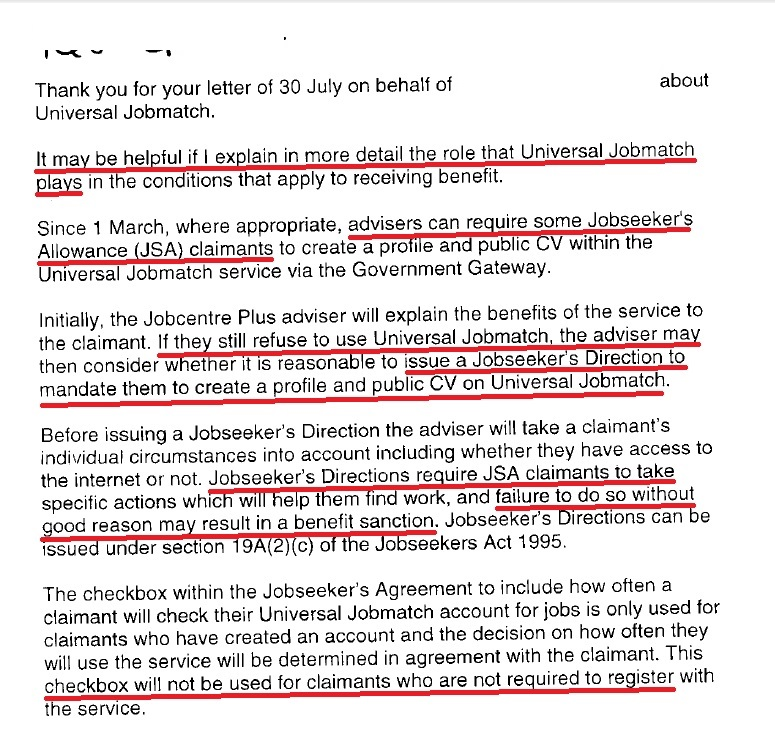 Hoban Gets His Own Law Wrong On Jobseeker Search Proof The Skwawkbox