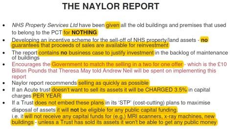naylor summary