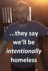 intentionally homeless grenfell