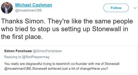 cashman stonewall