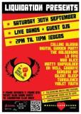 30th Sept - EBGB's