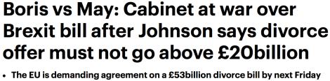 may johnson mail 20bn