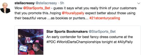 star sports creasy