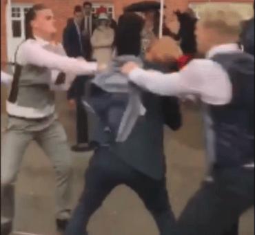ascot brawl