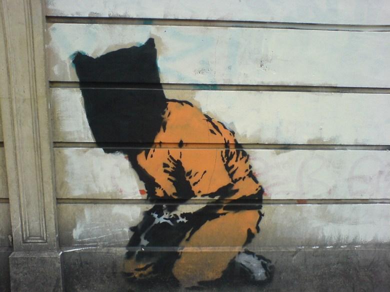 banksyguantanamo
