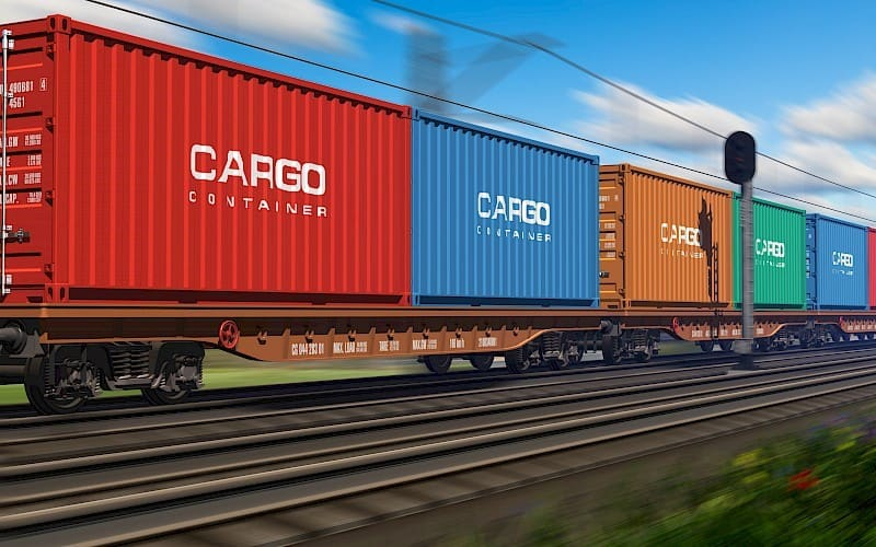 Rail Freight Services | Railway Services International Shipping & Logistics