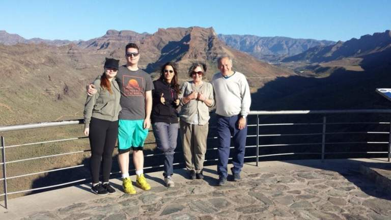 private excursion in Gran Canaria
