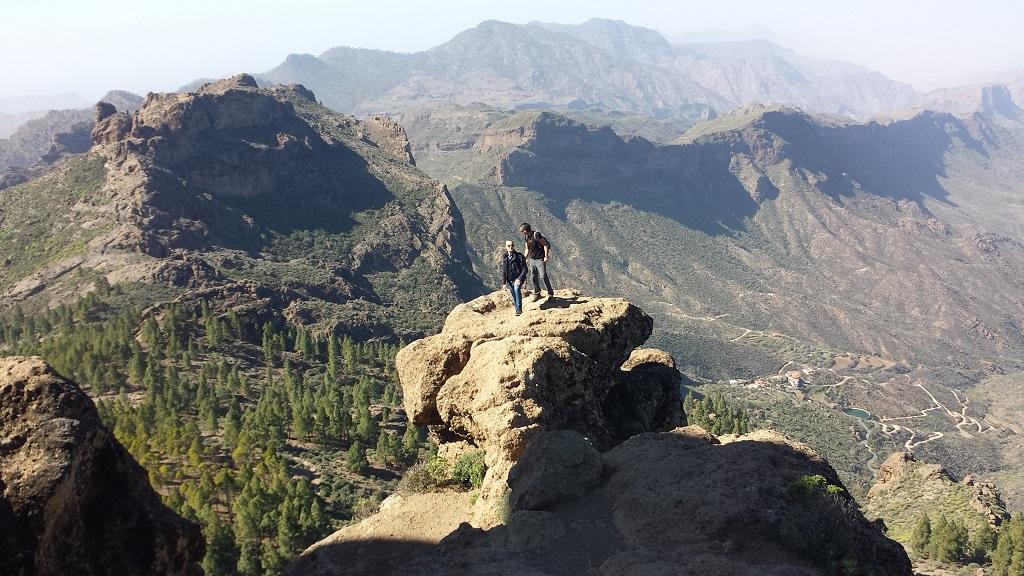 Ausflug Gran Canaria Roque Nublo