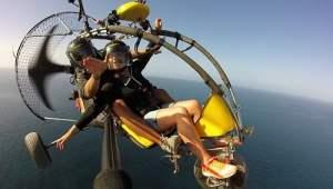 Paragliding Gran Canaria over Maspalomas