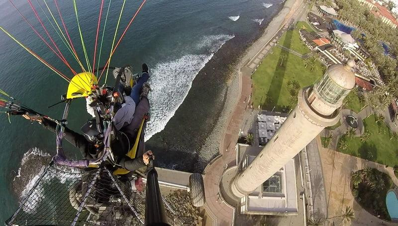paratrike_paragliding_gran_canaria_maspalomas_lighthous