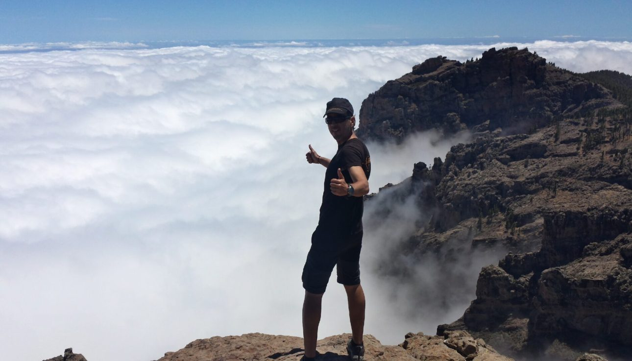 tours in gran Canaria. Pico de las Nives