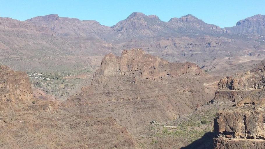Ansite yacimientos arqueológicos Gran Canaria