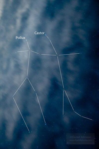 Gemini: Castor and Pollux