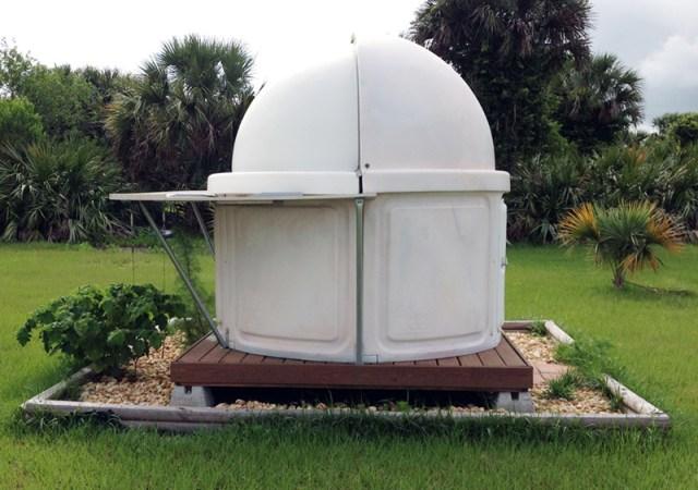 An amateur observatory
