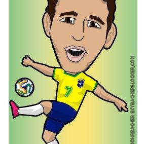 oscar cartoon, oscar world cup