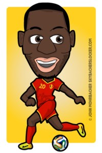 lukaku cartoon