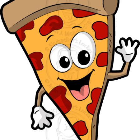 pizza cartoon, pizza clipart, pizza graphic