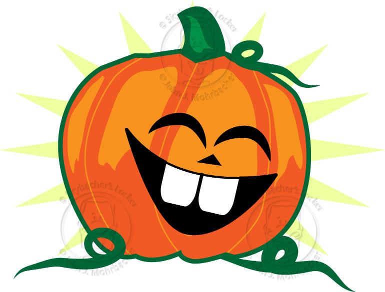 Laughing pumpkin skybachers locker pumpkin cartoon cartoon jack o lantern halloween clipart thecheapjerseys Choice Image