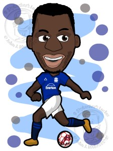 lukaku cartoon, lukaku everton, everton clipart