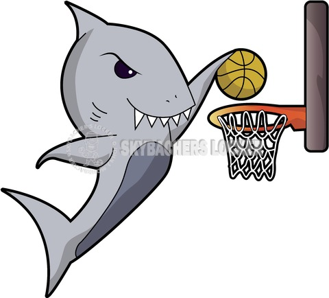 Dunking Shark - Skybacher's Locker