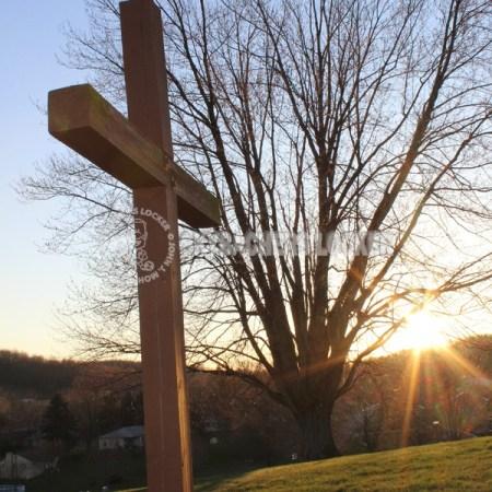 Cross at Dusk - Skybacher's Locker