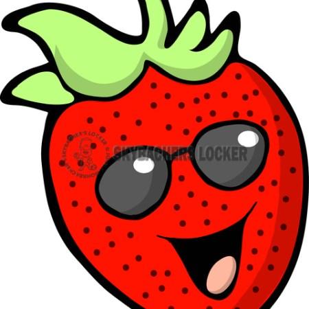 Cool Strawberry - Skybacher's Locker