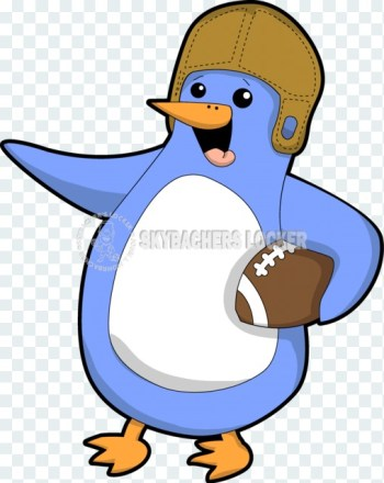 Football Penguin - Skybacher's Locker