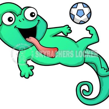 Chameleon Soccer Kick - Skybacher's Locker