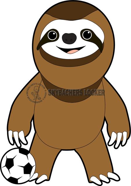 Sloth Soccer - Skybacher's Locker