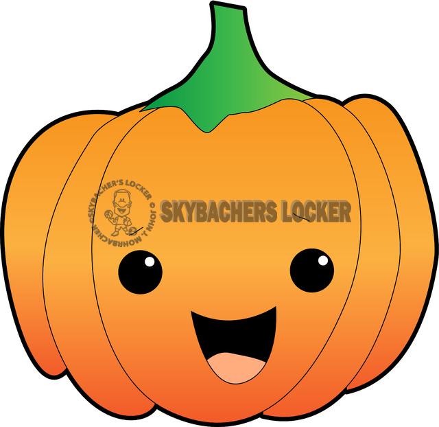 Happy Pumpkin - Skybacher's Locker