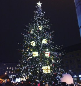 Christmas Tree at Svoboda's square 3