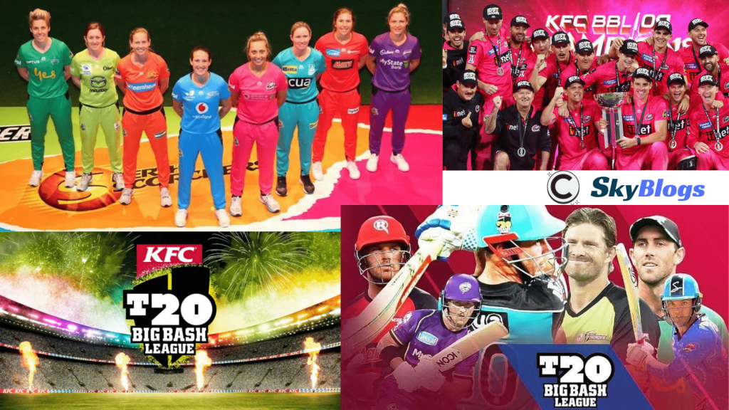 BIG BASH LEAGUE-SCHEDULE, LIVE STREAMING, TEAMS, WINNERS LIST, NEW RULES