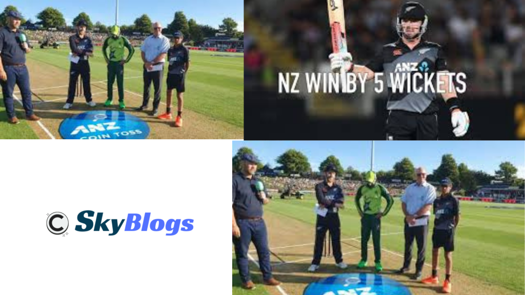 PAKISTAN VS NEW ZEALAND 2ND T20 HIGHLIGHTS- SEIFERT AND WILLIAMSON'S FIFTIES GAVE NEW ZEALAND AN UNASSAILABLE LEAD OF 2-0