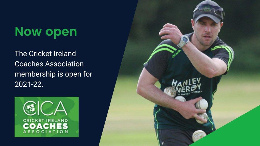 Cricket Ireland Coaches Association (CICA)