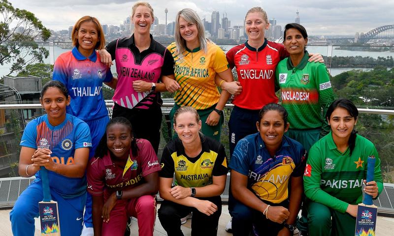 ICC Women's ranking