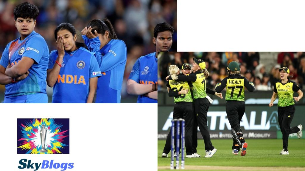 Women's Cricket Australia Vs India T20 World Cup 2020 Final