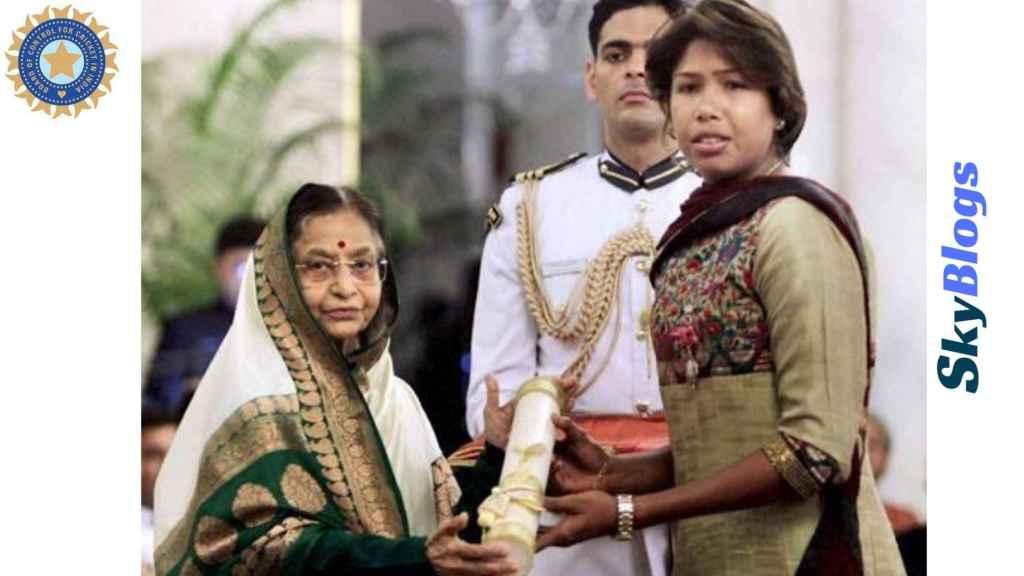 Awards and Honors of Jhulan Goswami