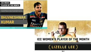 ICC Player of The Month of March