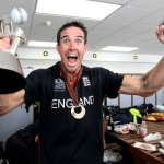 English batsman to win a Man of the Series award in ICC events