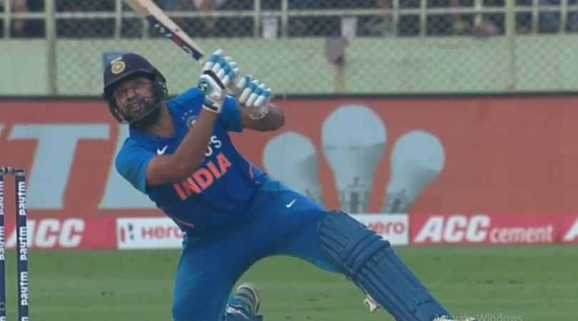 rohit sharma- most sixes in odi